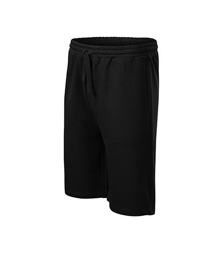 Comfy šortky pánské černá
