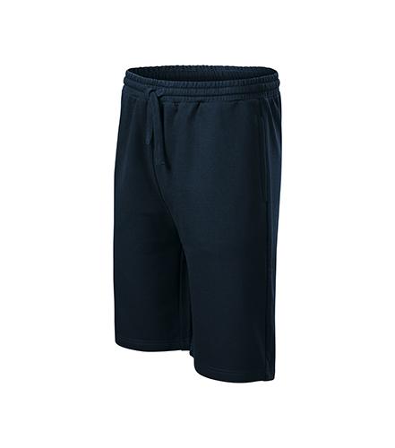 Comfy šortky pánské námořní modrá