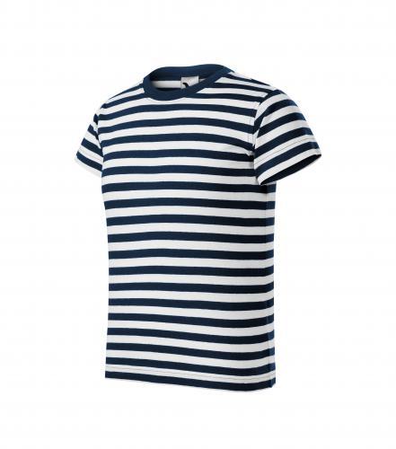Sailor tričko dětské námořní modrá
