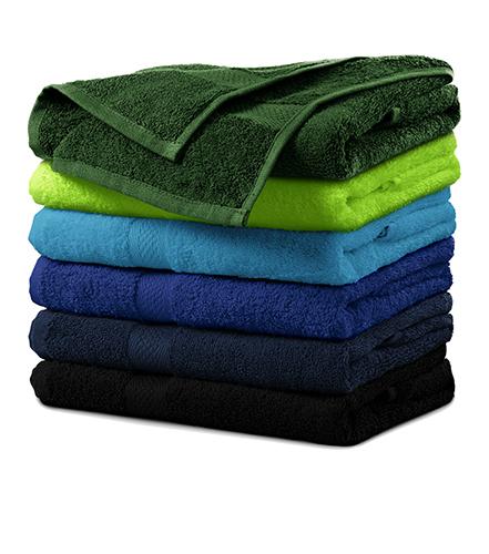 Terry Bath Towel osuška unisex černá