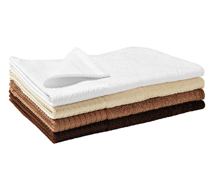 Bamboo Golf Towel malý ručník unisex bílá