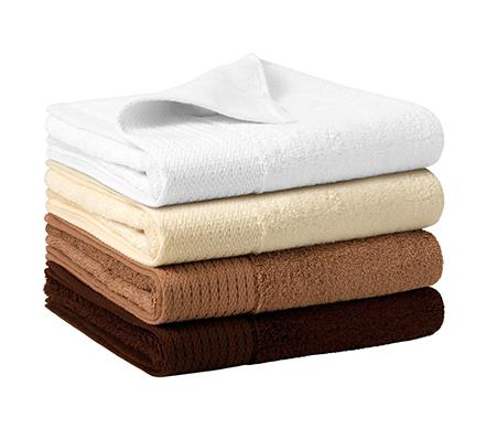 Bamboo Towel ručník unisex nugátová
