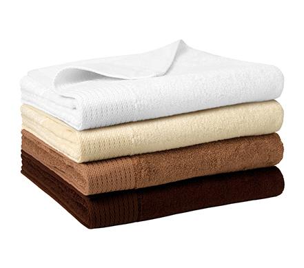 Bamboo Bath Towel osuška unisex bílá