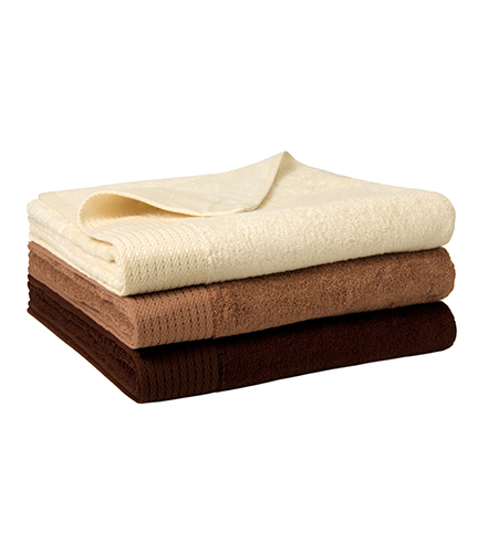 Bamboo Bath Towel osuška unisex mandlová