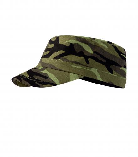 Camo Latino čepice unisex camouflage green