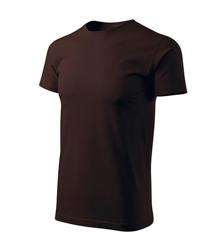 Basic Free tričko pánské kávová