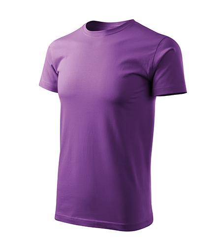 Basic Free tričko pánské fialová