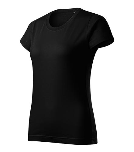 Basic Free tričko dámské černá