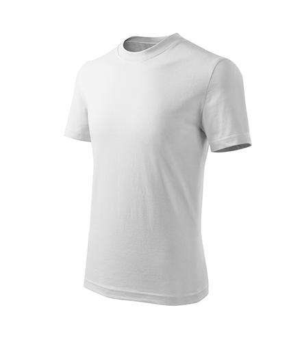 Basic Free tričko dětské bílá