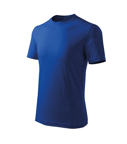 Basic Free tričko dětské královská modrá