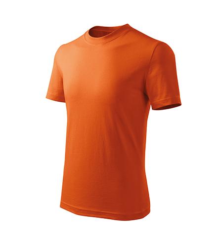 Basic Free tričko dětské oranžová