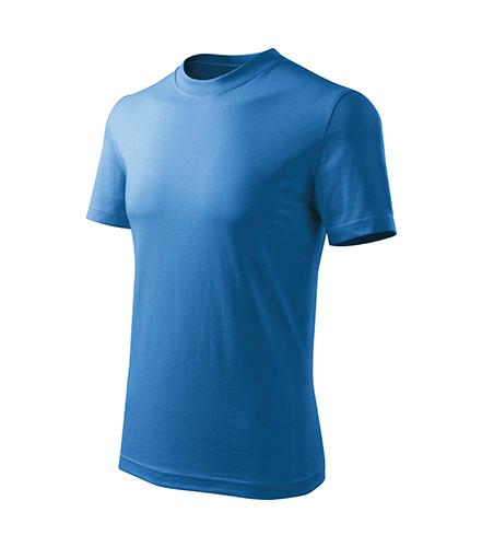 Basic Free tričko dětské azurově modrá