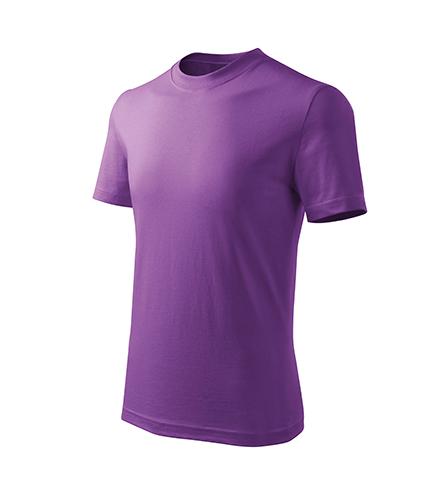 Basic Free tričko dětské fialová
