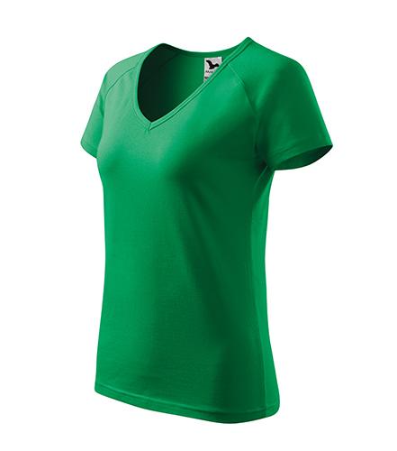 Dream tričko dámské středně zelená