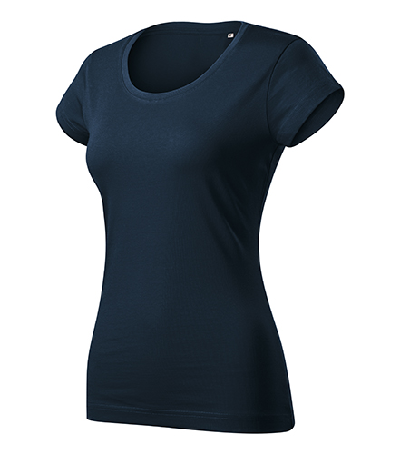 Viper Free tričko dámské námořní modrá