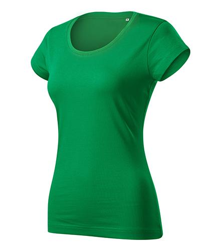 Viper Free tričko dámské středně zelená