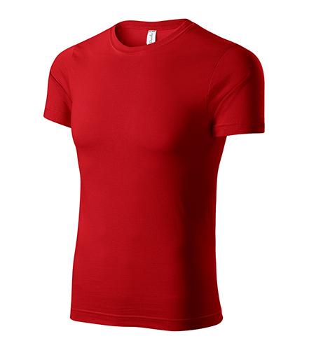 Parade tričko unisex červená