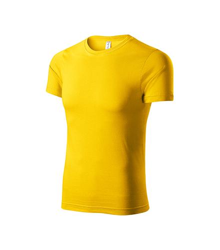 Pelican tričko dětské žlutá