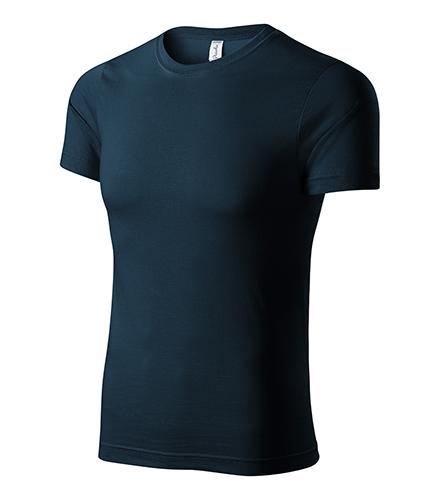 Peak tričko unisex námořní modrá