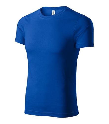 Peak tričko unisex královská modrá