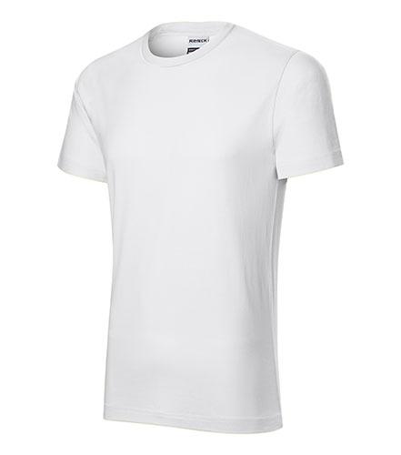 Resist tričko pánské bílá