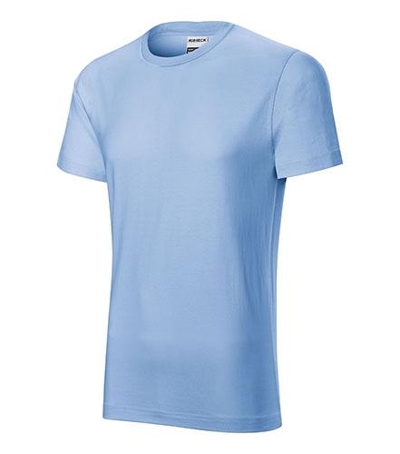 Resist tričko pánské nebesky modrá