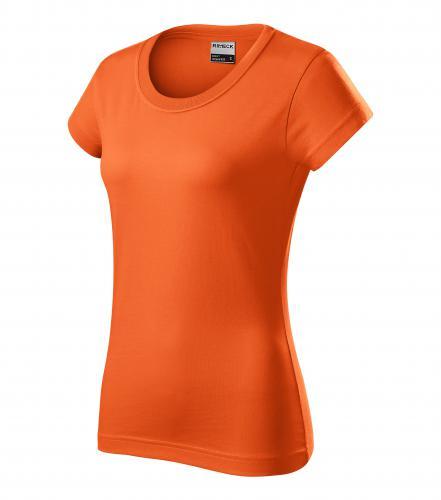 Resist tričko dámské oranžová