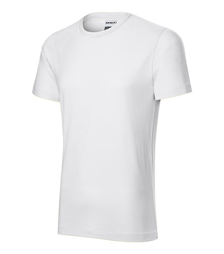 Resist heavy tričko pánské bílá