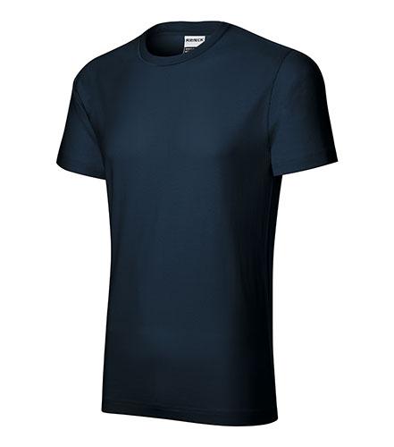 Resist heavy tričko pánské námořní modrá