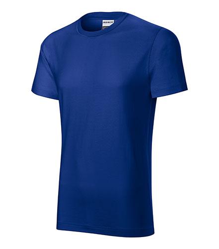Resist heavy tričko pánské královská modrá