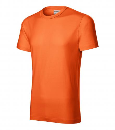 Resist heavy tričko pánské oranžová