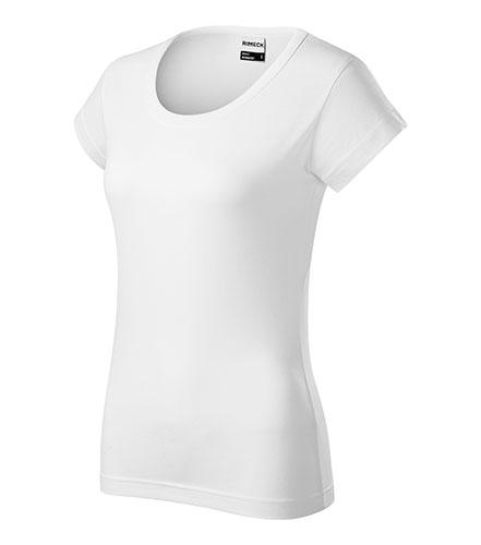 Resist heavy tričko dámské bílá