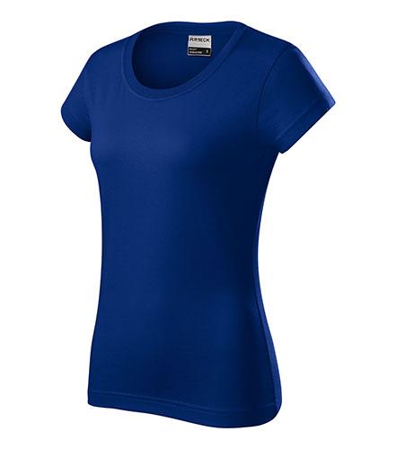 Resist heavy tričko dámské královská modrá