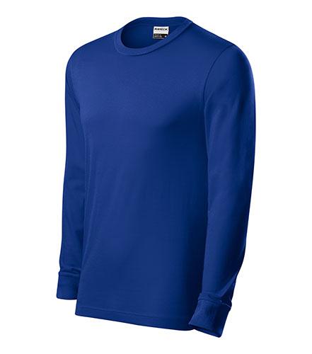 Resist LS triko unisex královská modrá