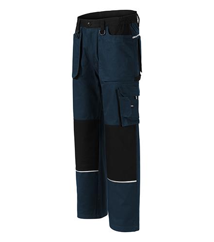 Woody pracovní kalhoty pánské námořní modrá