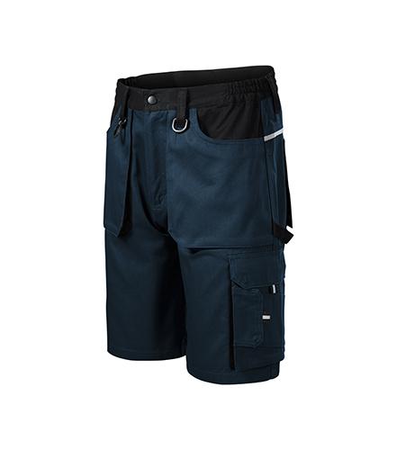 Woody šortky pánské námořní modrá