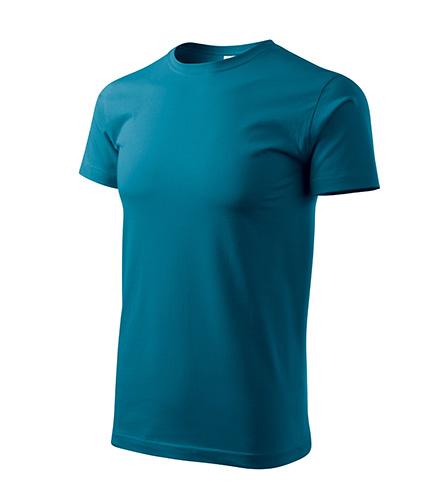 Basic tričko pánské petrolejová