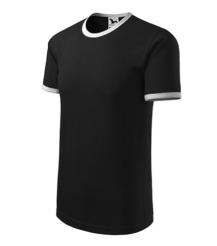 Infinity tričko unisex černá