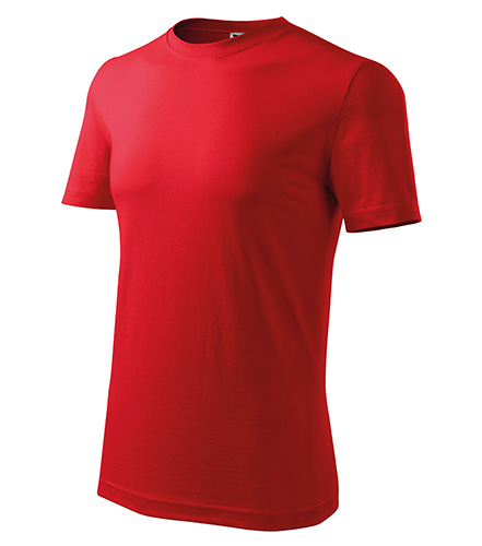 Classic New tričko pánské červená