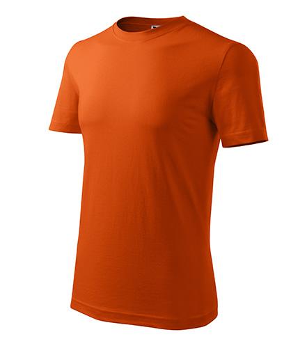 Classic New tričko pánské oranžová