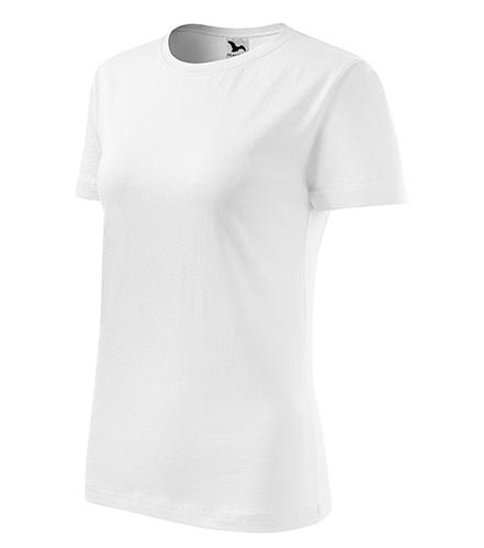 Classic New tričko dámské bílá