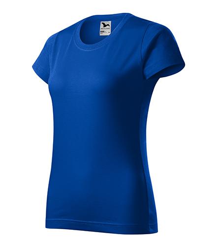 Basic tričko dámské královská modrá