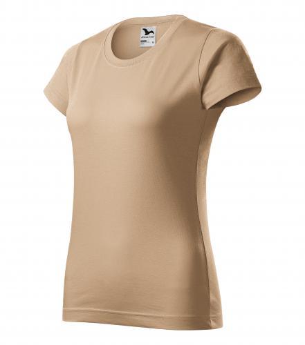 Basic tričko dámské písková