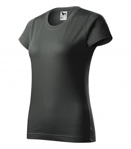 Basic tričko dámské tmavá břidlice