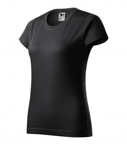 Basic tričko dámské ebony gray