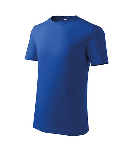 Classic New tričko dětské královská modrá