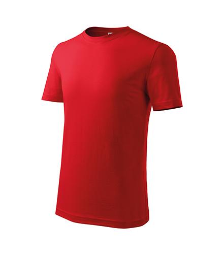 Classic New tričko dětské červená
