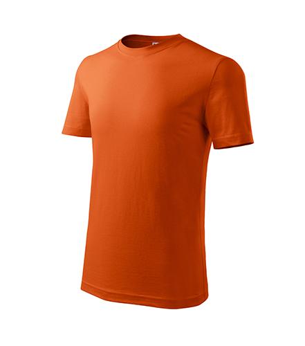 Classic New tričko dětské oranžová