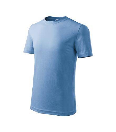 Classic New tričko dětské nebesky modrá