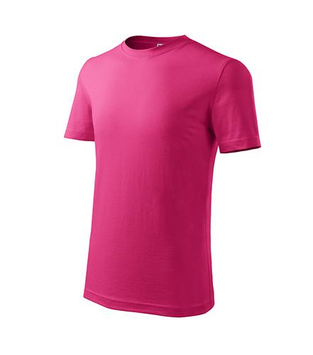 Classic New tričko dětské purpurová